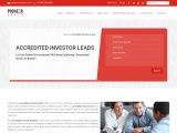 Email Contact of Accredited Investors