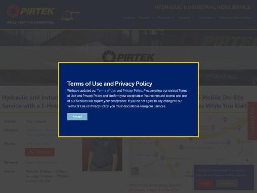 Hose Repairs Atlanta   Hydraulic Pipe Repairs Atlanta