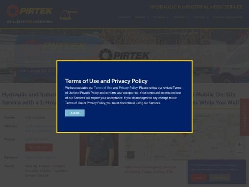 Hydraulic Pipe Repairs Atlanta | Hose Repairs Atlanta | Hydraulic Hose Repair