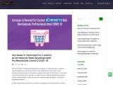 Ecommerce web development firm   Best ecommerce website design company