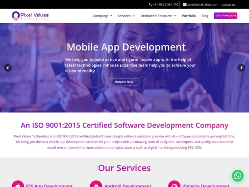 Why Choose React Native Development Services?   Best React Native App Development Company