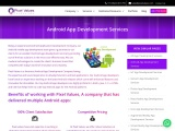 Convert Your Ideas Into High-Quality Apps | Hire Android App Developers Only At $10/Hr
