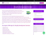 Hire Shopify Web Developer From Pixel Values To Have Seamless Navigation For Your eCommerce Store