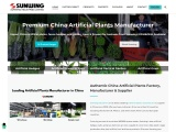 Finding Qualified Artificial Plants, Trees and Flowers in China