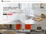 Plastform Provides Design Ideas for Kitchen Countertops