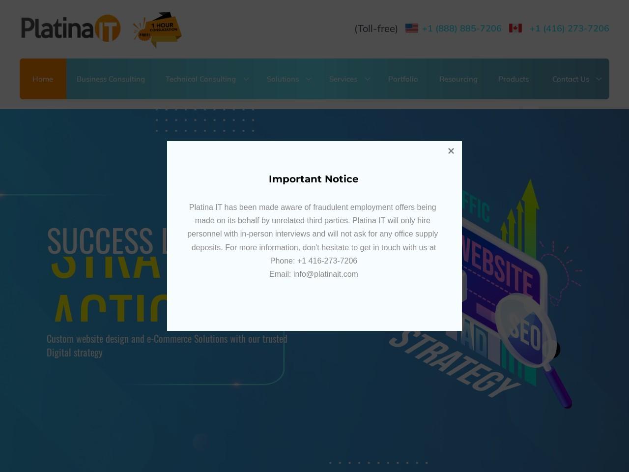 Custom Web Development Services Provider Toronto