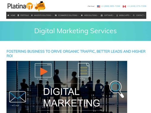 Best Digital Marketing Services Provider Toronto