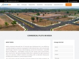 Affordable Commercial plots in Noida
