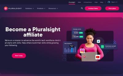 Pluralsight Website Preview