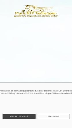 Vorschau der mobilen Webseite www.pmtp.de, Praxis MTP