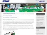Layouts Of SMT Assembly Line   pnconline.com