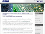 Can A Metal Core Printed Circuit Board From PNC Solve Your Thermal Challenges?