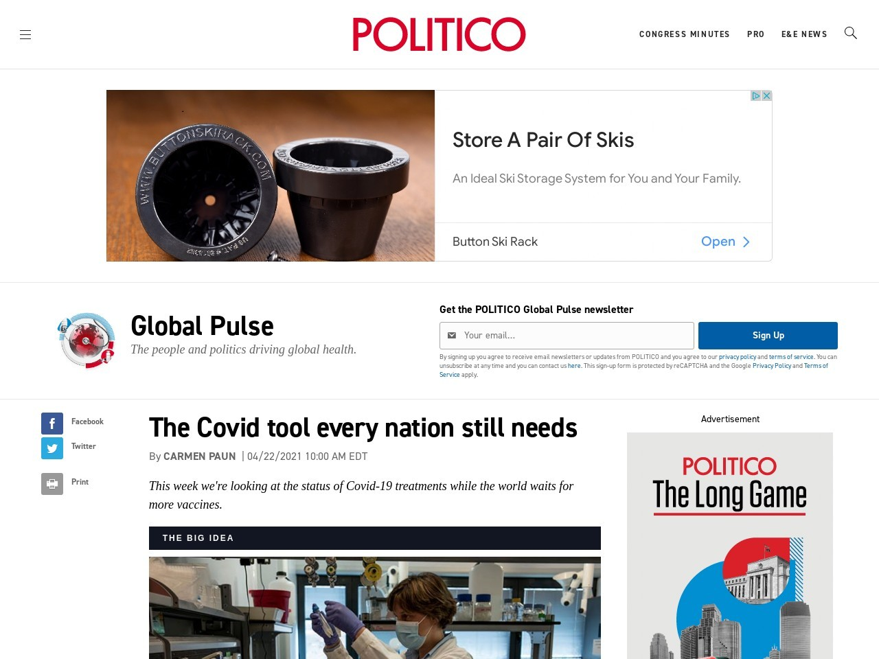 The Covid tool every nation still needs