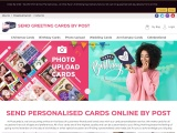 Personalised Greeting Cards by Post