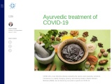 Get Ayurvedic Treatment To Fight with COVID-19
