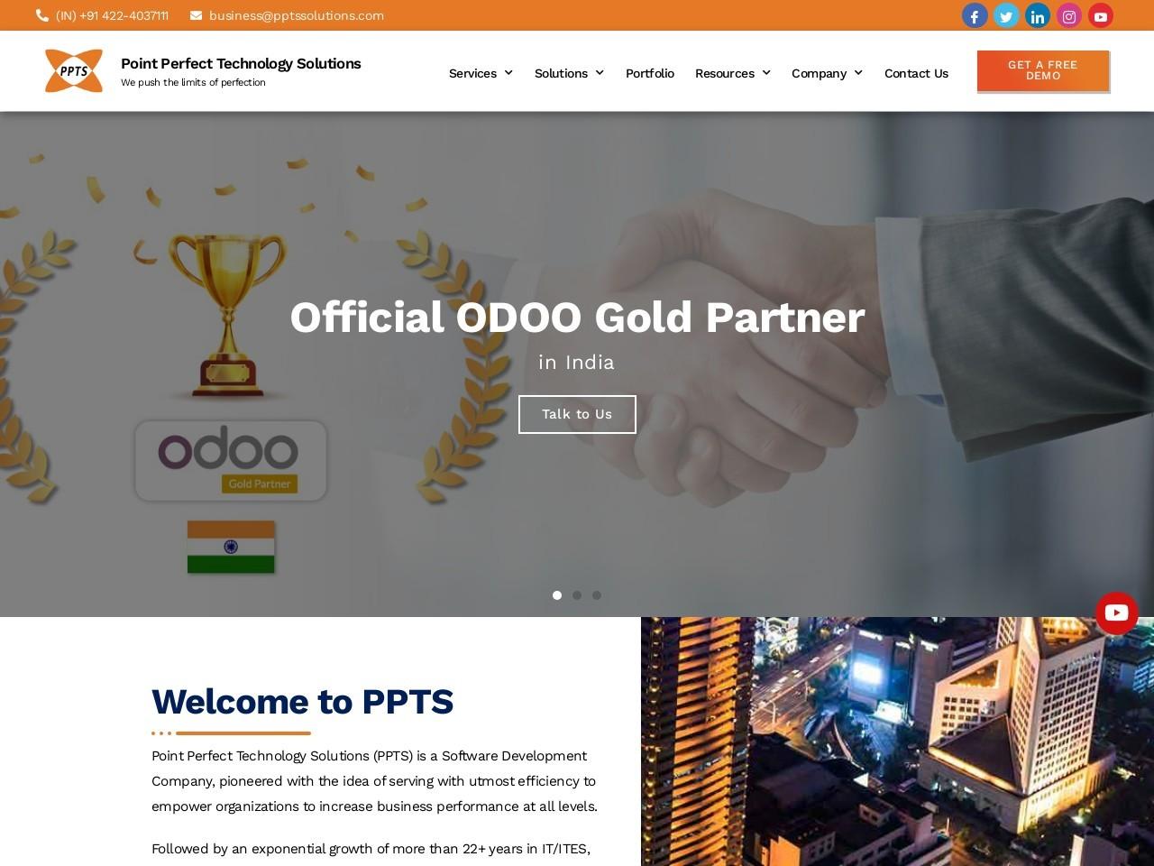 Odoo Customization in US