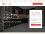 Parmukh Modular Kitchen Manufacturers & Dealers