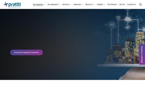 IoT Development Services | Pratiti Technologies