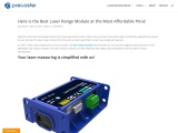 Best Laser Range Module at the Most Affordable Price