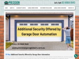 Additional Security Offered by Garage Door Automation