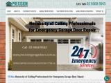 Necessity of Calling Professionals for Emergency Garage Door Repair