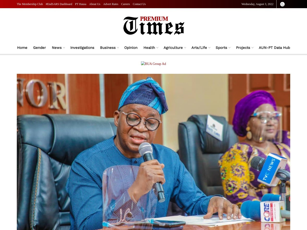 Osun lawmakers clash over state's 'rising' debts, World Bank Grant