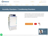 Humidity Chambers Manufacturer in India