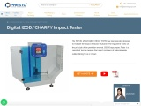IZOD Impact Testing Machine Manufacturer and Supplier in India