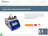 Torque Testing Machine Manufacturer in India