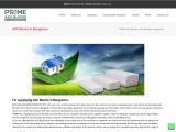 AAC Blocks Manufacturers in Bangalore | AAC Bricks Suppliers in Karnataka