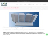 Autoclaved Aerated Concrete Blocks Suppliers in Hyderabad | AAC Bricks Wholesalers