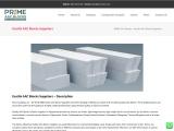 AAC Blocks Manufacturers in Vijayawada | AAC Bricks Suppliers