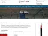 Best Solar Cables Manufacturers