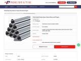 Polished SS Round Pipe Suppliers