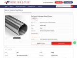 Polished Stainless Steel Tubes Supplier