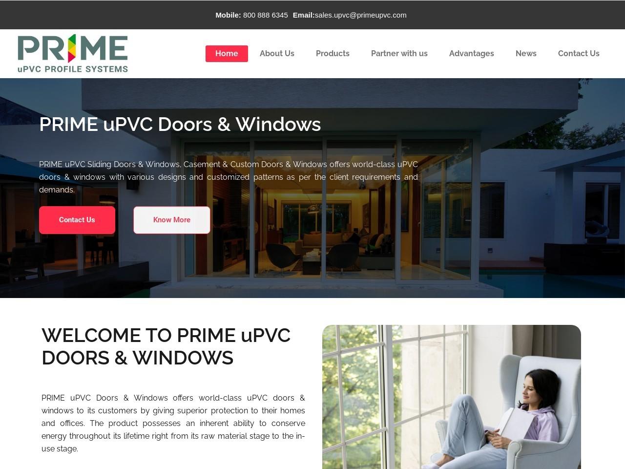 UPVC Doors And Windows Suppliers In Odisha   Windows Dealers