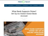 Understand What Bank Supports Chime Before You Set Up An Account