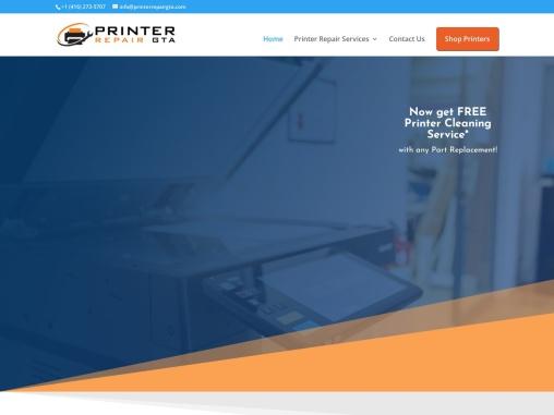 Top Canadian Printer Repair Service Provider