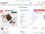 Order online Bi-Fold Brochure at PrintMagic