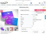 Eye- Catching Silk Laminated Business Cards at PrintMagic