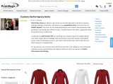 Customize your performance knits with PrintMagic
