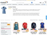 Print high quality custom t-shirts with PrintMagic