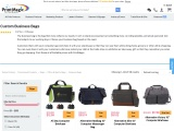 Print personalized bags for business with PrintMagic