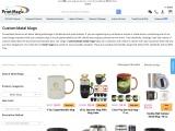 Buy Custom Metal Mugs from PrintMagic