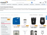 Print custom Specialty Drinkware for business from PrintMagic