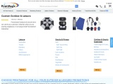 Buy outdoor items online with PrintMagic