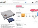 Addyson Etch Blanket on PrintMagic