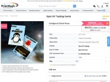 Attractive And Efficient Spot UV Trading Card Printing From PrintMagic