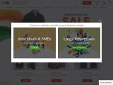 Custom Portronic Yogg Kronos Smart Watch Fitness Tracker